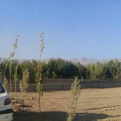 فروش زمین در کالدشت