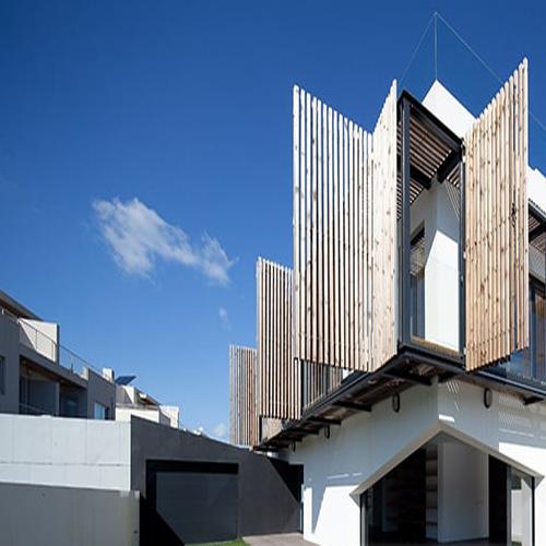 ساخت ویلا نما چوبی به همراه فوت و فنهای طراحی و ساخت